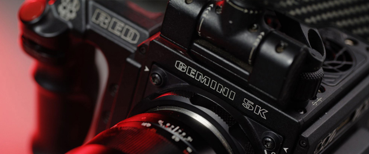 Red Epic Gemini 5k