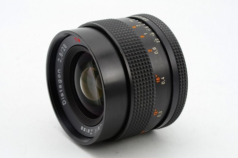 Contax/Zeiss Planar 85mm f/1.4 EF Mount